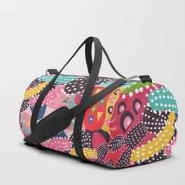 Summer Heat Duffle Bag