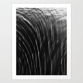Dark Flow Art Print