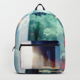 glitch cloud 8. Backpack