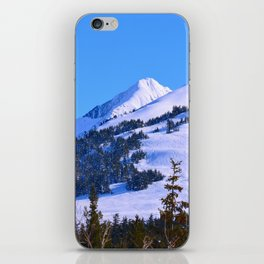 Back-Country Skiing  - IV iPhone Skin