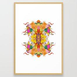 Free Psych and Mirrors - Antonio Feliz Framed Art Print