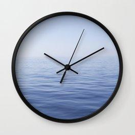 Calm Blue, Gilli Air - Indonesia Wall Clock