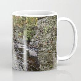 Sturgeon River Canyon in Michigan's Upper Peninsula Coffee Mug