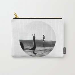 Surfing Days Carry-All Pouch