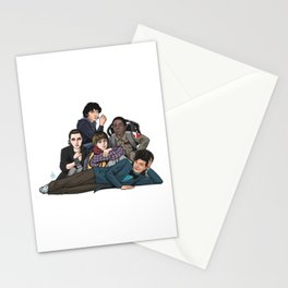 The Stranger Club Stationery Cards
