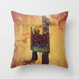 Husar Throw Pillow