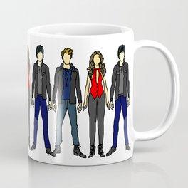 Outfits of Vamps Coffee Mug