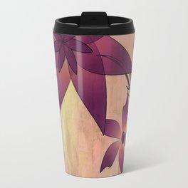 Red floral arrangement Travel Mug