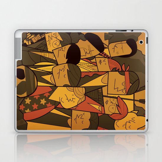 The Goonies Laptop & iPad Skin