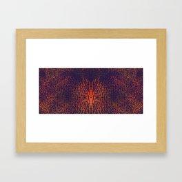 1029 Framed Art Print