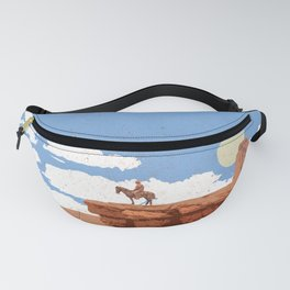 OUT WEST Fanny Pack