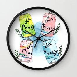 La Croix Life Wall Clock
