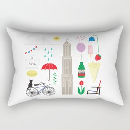 UTRECHT Rectangular Pillow