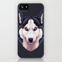 Ice Eyes iPhone Case