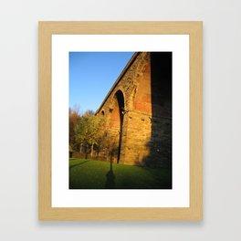 Railway Arch Framed Art Print