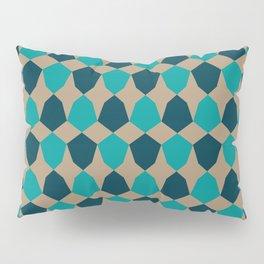 Irregular Hex Pillow Sham