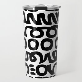 Haring Ish Travel Mug