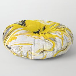 Sunflower Days Floor Pillow