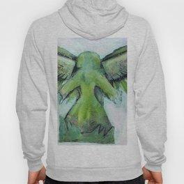 Angel – Painting Mixed Media Hoody
