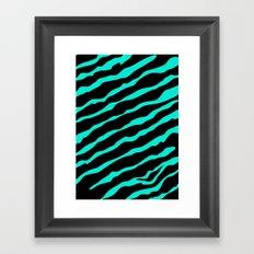 T^GRD Framed Art Print