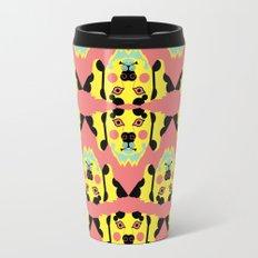 Cruella De Vil's Lucid Nightmare Travel Mug