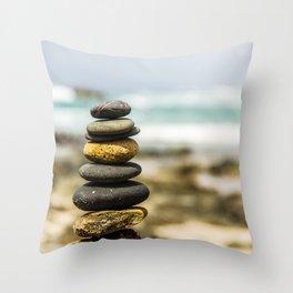 LIFE BALANCE Throw Pillow
