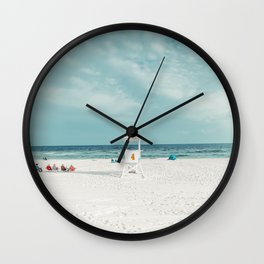 Life Guard Wall Clock