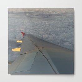 Plane rides Metal Print
