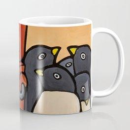 Robot - You Make Me Laugh Coffee Mug