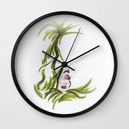 Seussed Wall Clock
