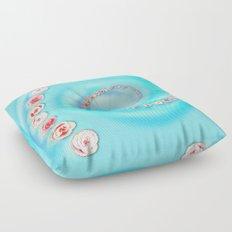 Wave Floor Pillow