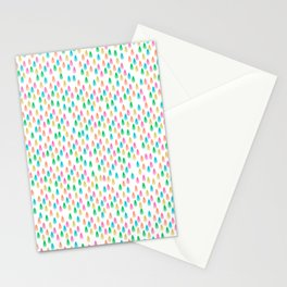 Glass Drops Stationery Cards