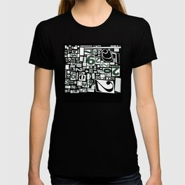 Numbers by Friztin T-shirt