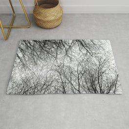 Tree Silhouette Series 5 Rug