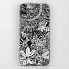 Jungle of Mind iPhone & iPod Skin