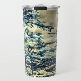 Oriental Touch Travel Mug