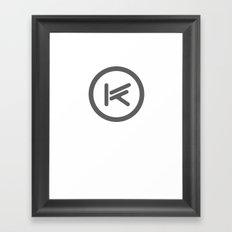 Kioshy Framed Art Print