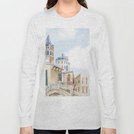 Vintage Mediterania Long Sleeve T-shirt