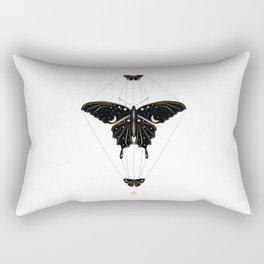 Butterfly Universe Rectangular Pillow