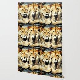 lion's harmoni Wallpaper
