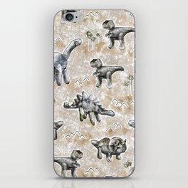 Rocksaurs iPhone Skin