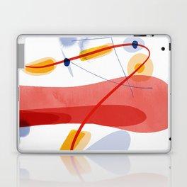 A little Chaos | Happy Modern Art Laptop & iPad Skin