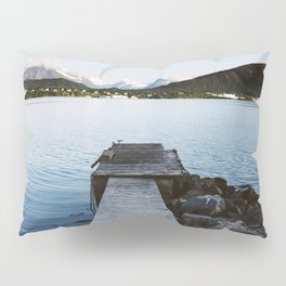 On The Other Side Of The River Pillow Sham