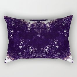 Tiles & Motifs - Purple Dragon Rectangular Pillow