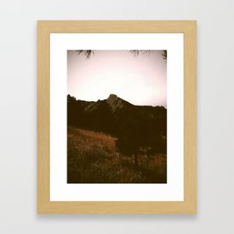 Colorado Framed Art Print