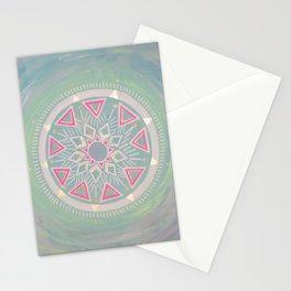 Mandala Clarity, Focus, Awareness Stationery Cards