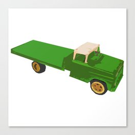 The Fresh Unloader Canvas Print