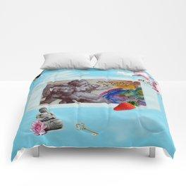 My private heaven Comforters