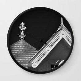 Spires Wall Clock