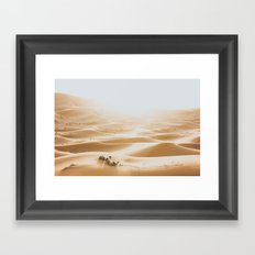 Morocco I Framed Art Print